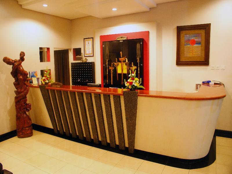 Legian Village Hotel in Legian, Indonesien - Bali L