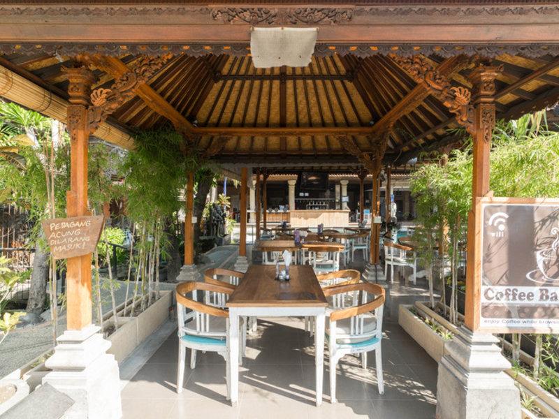 Legian Village Hotel in Legian, Indonesien - Bali R