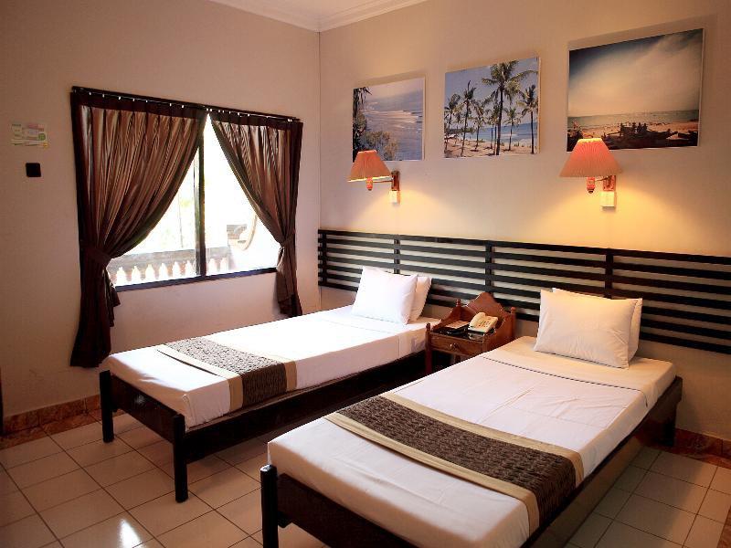Legian Village Hotel in Legian, Indonesien - Bali