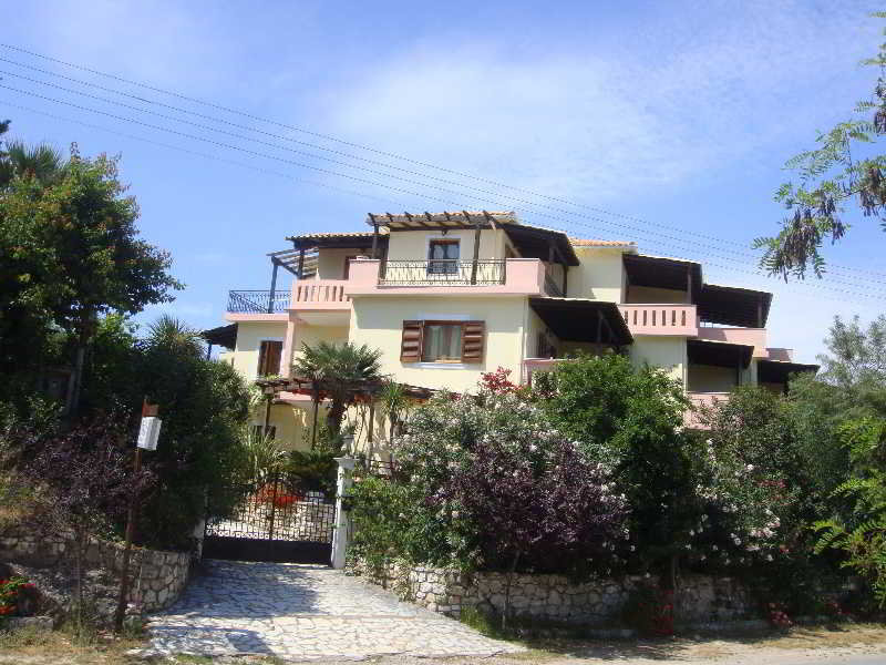 Phillippos Hotel Apartments in Nikiana, Lefkas (Ionische Inseln) A