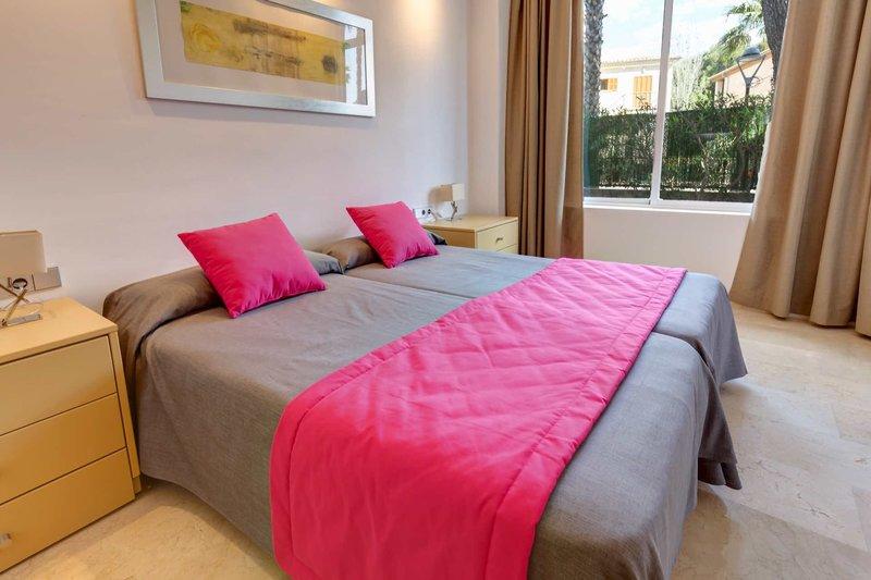Eix Platja Daurada Apartments in Can Picafort, Mallorca W