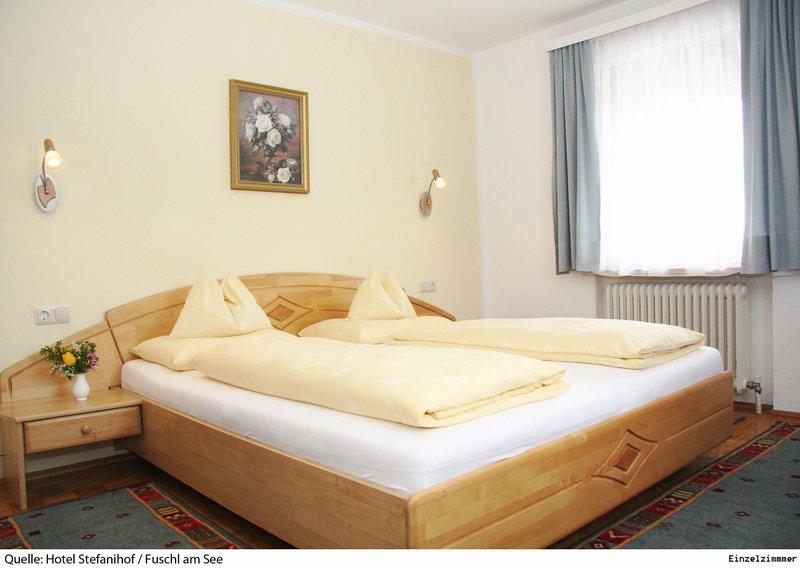 Hotel Stefanihof  ohne Transfer