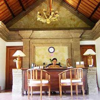 Hotel Puri Mesari Lounge/Empfang