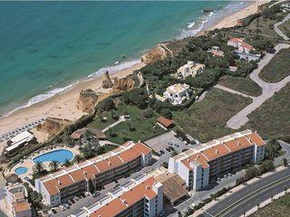 Hotel Jardim Do Vau Luftaufnahme