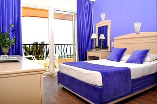 Hotel Club Turtas Beach Hotel Wohnbeispiel