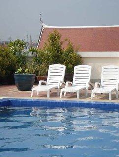 Hotel Rambuttri Village Inn & Plaza Pool