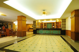 Hotel Rambuttri Village Inn & Plaza Lounge/Empfang
