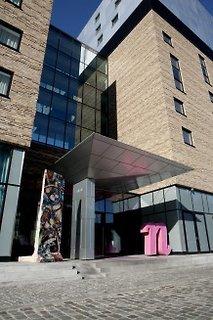 Hotel Nhow Berlin Außenaufnahme