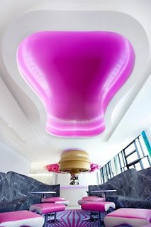 Hotel Nhow Berlin Lounge/Empfang