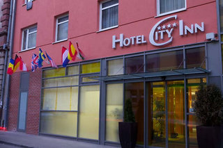 Hotel City Inn Budapest Außenaufnahme