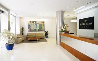 Hotel Daina Hotel Lounge/Empfang