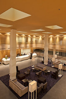 Hotel Radisson Blu Park Royal Palace Lounge/Empfang