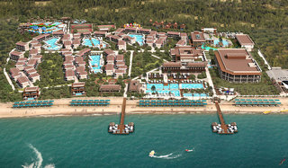 Hotel Sherwood Exclusive Kemer Luftaufnahme