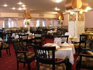 Hotel Aladdin Beach Resort Restaurant