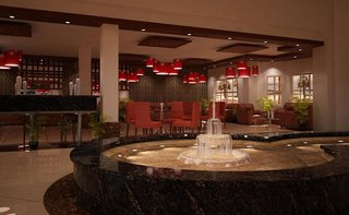 Hotel Tropitel Sahl Hasheesh Lounge/Empfang
