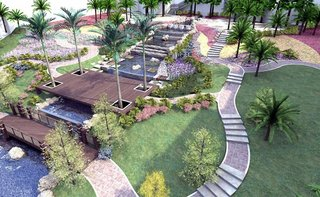 Hotel Tropitel Sahl Hasheesh Garten