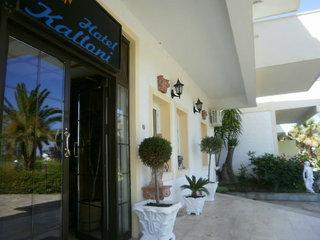 Hotel Kalloni Bay Außenaufnahme