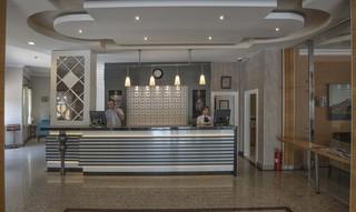 Hotel Riviera Hotel & Spa Lounge/Empfang