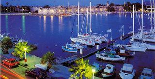 Hotel Astron Meer/Hafen/Schiff