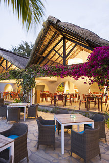 Hotel Veranda Palmar Beach Terasse
