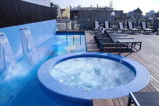 Hotel Axel Hotel Barcelona & Urban Spa - Erwachsenenhotel Pool