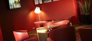 Hotel Campanile Marne-La-Vallee-Torcy Lounge/Empfang