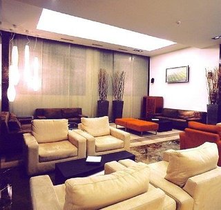 Hotel Abando Lounge/Empfang