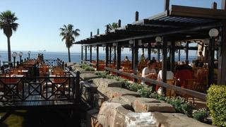 Hotel Armas Labada Beach Restaurant