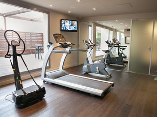 Hotel abba Balmoral Sport und Freizeit