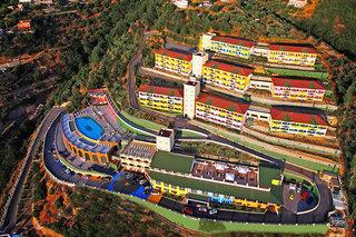 Hotel GH Avalon Sikani Resort Luftaufnahme