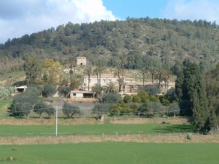 Hotel Vecchia Masseria Agriturismo Landschaft