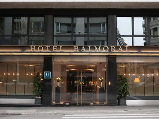 Hotel abba Balmoral Außenaufnahme