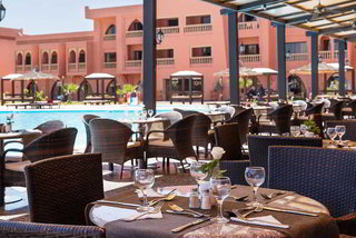 Hotel Aqua Fun Club Marrakech Restaurant
