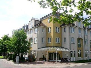 Hotel ACHAT Comfort Messe Leipzig Außenaufnahme