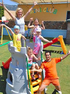 Hotel Armas Labada Beach Kinder