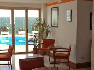 Hotel Leblon Lounge/Empfang