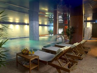 Hotel Hotel La Siesta Hallenbad