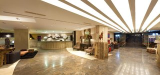 Hotel Sol Barbacan Lounge/Empfang
