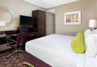 Hotel Fairfield Inn & Suites New York Midtown Manhattan/Penn Station Wohnbeispiel