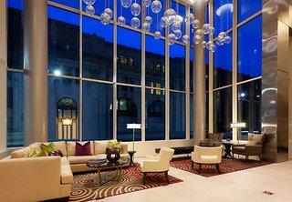 Hotel Fairfield Inn & Suites New York Midtown Manhattan/Penn Station Lounge/Empfang