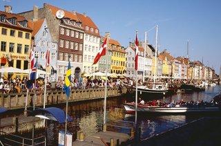 Hotel Copenhagen Island Stadtansicht