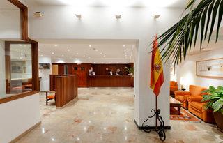Hotel Armadams Lounge/Empfang