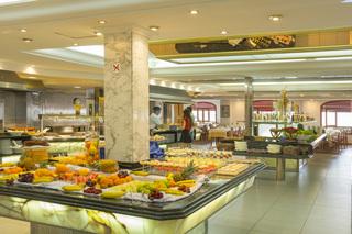 Hotel HSM President Golf & Spa Restaurant