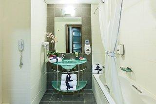 Hotel Xenios Anastasia Resort & Spa Badezimmer