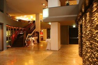 Hotel Grauer Bär Innsbruck Lounge/Empfang