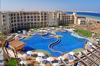 Hotel Tropitel Sahl Hasheesh Außenaufnahme