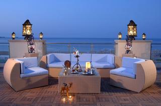 Hotel Tropitel Sahl Hasheesh Terasse