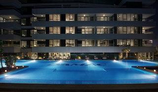 Hotel DAMAC Maison Canal Views Pool