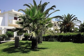 Hotel Kalloni Bay Garten