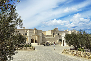 Hotel Borgo Egnazia Außenaufnahme